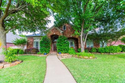 McKinney Single Family Home For Sale: 1701 Berwick Drive