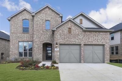 Flower Mound Single Family Home For Sale: 11378 Misty Ridge Drive