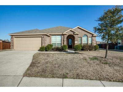 Prosper Single Family Home For Sale: 5590 Manitou Drive