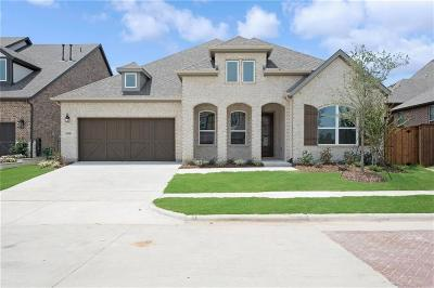 McKinney Single Family Home For Sale: 6908 Golf Club Drive