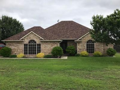 Weatherford Single Family Home Active Kick Out: 112 Cinnamon Court