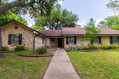 Plano Single Family Home Active Option Contract: 2701 Rockbrook Drive
