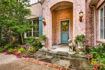Dallas Single Family Home For Sale: 12216 Park Forest Drive