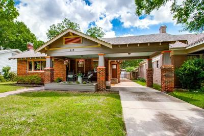 Dallas, Fort Worth Single Family Home For Sale: 618 N Windomere Avenue