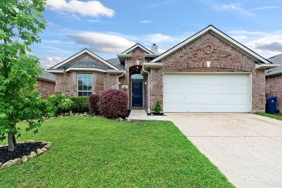 Aubrey Single Family Home Active Option Contract: 1722 Duck Cove Drive