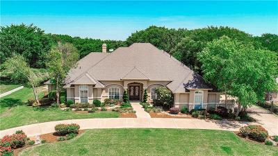Flower Mound Single Family Home Active Kick Out: 5200 Clear Creek Drive