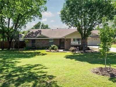 Double Oak Single Family Home For Sale: 5313 Chinn Chapel Road