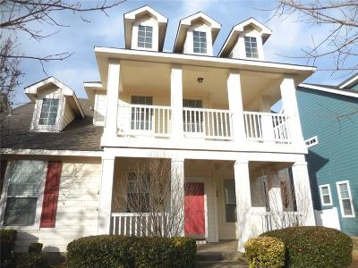 Aubrey Single Family Home For Sale: 1621 Degnen Lane