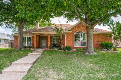 Allen Single Family Home For Sale: 806 Country Lane