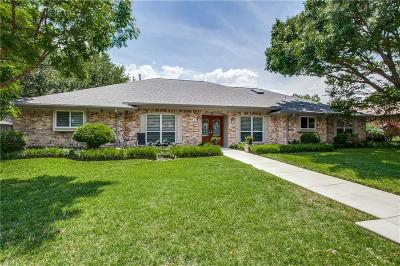 Dallas Single Family Home For Sale: 6824 Roundrock Road