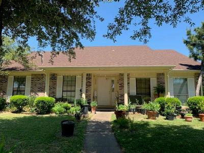 Garland Single Family Home For Sale: 5733 Diana Drive