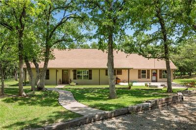 Archer County, Baylor County, Clay County, Jack County, Throckmorton County, Wichita County, Wise County Single Family Home For Sale: 943 Three Skillet Road