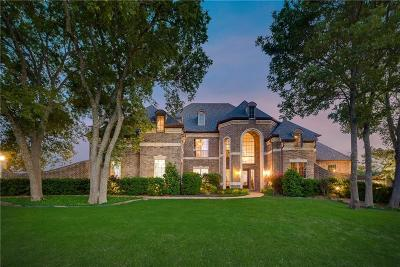McKinney Single Family Home For Sale: 4556 Lake Breeze Drive