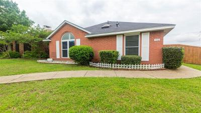 Lewisville Single Family Home For Sale: 748 Willow Oak Drive