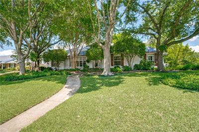 Richardson Single Family Home For Sale: 2403 Custer Parkway