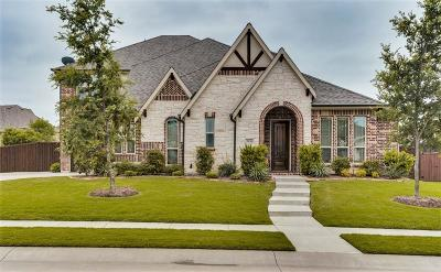 Prosper Single Family Home For Sale: 2130 Lewis Canyon Drive