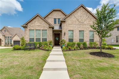 Celina Single Family Home For Sale: 2604 Seabiscuit Road