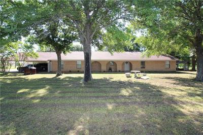 Kaufman Single Family Home For Sale: 6512 Raymond Road