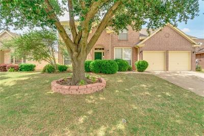 Mansfield Single Family Home For Sale: 2205 Richmond Circle