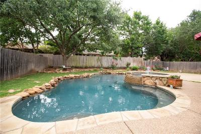 Flower Mound Single Family Home For Sale: 2208 Columbia Drive