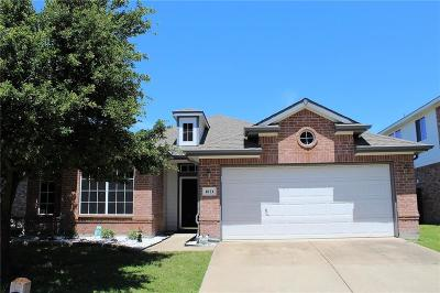 Forney Single Family Home For Sale: 1021 Utopia Lane