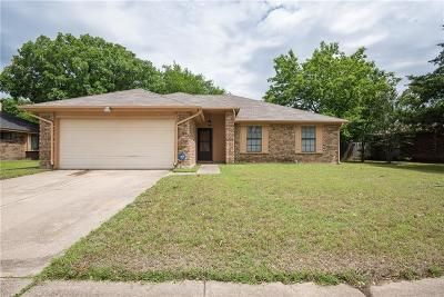 Cedar Hill Single Family Home For Sale: 810 Clement Drive