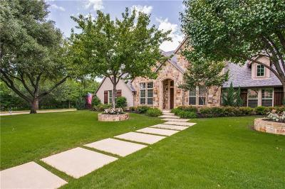 Dallas Single Family Home For Sale: 3909 Hockaday Drive