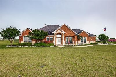 Forney Single Family Home For Sale: 10594 Walnut Lane