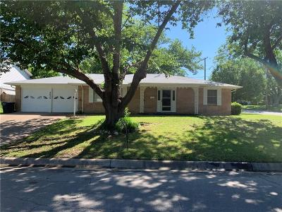 Single Family Home For Sale: 3029 Laredo Drive