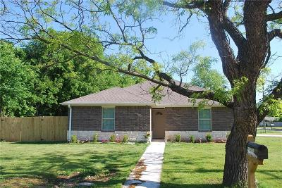 Cooke County Single Family Home For Sale: 1331 Lanius Street