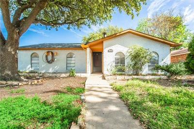 Garland Single Family Home For Sale: 3505 Post Oak Road