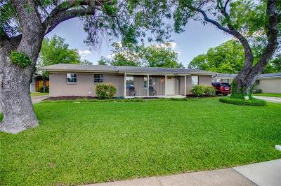 Farmers Branch Single Family Home For Sale: 12606 Templeton Trail