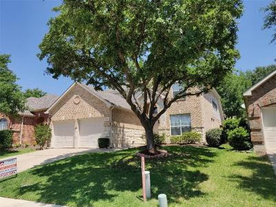 Irving Single Family Home For Sale: 9829 Cliffside Drive