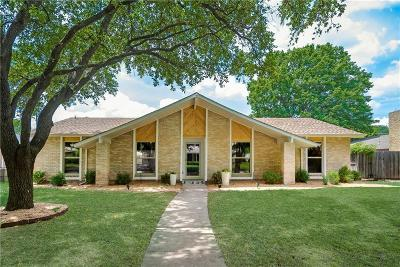 Plano Single Family Home For Sale: 4011 Latham Drive