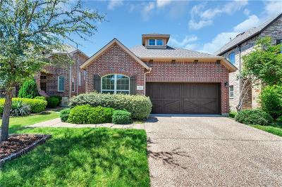 Lewisville Single Family Home Active Option Contract: 3017 White Stag Way
