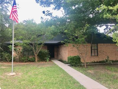 Brownwood Single Family Home For Sale: 2304 Good Shepherd