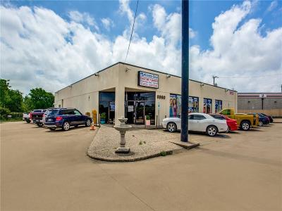 Dallas Commercial For Sale: 6960 Marvin D Love