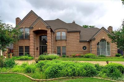 Colleyville Single Family Home For Sale: 2802 Summertree Lane