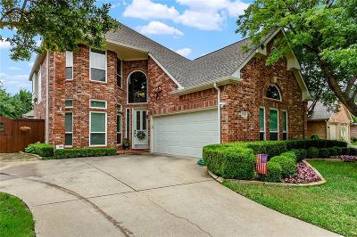 Irving Single Family Home For Sale: 314 Old York Road