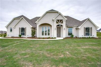 Weatherford Single Family Home Active Option Contract: 208 Columbia Court