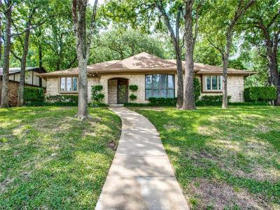 Hurst Single Family Home Active Option Contract: 225 Bremen Drive