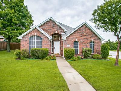 Sachse Single Family Home For Sale: 6023 Vista Lane
