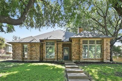 Rockwall Single Family Home For Sale: 110 Teakwood Drive