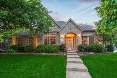 Southlake, Westlake, Trophy Club Single Family Home Active Option Contract: 501 Briarwood Court