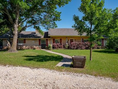 Stephenville Single Family Home For Sale: 148 County Road 477
