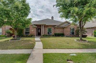 Rockwall Single Family Home For Sale: 116 Lanshire Drive