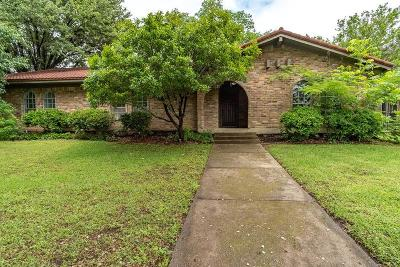 Single Family Home For Sale: 2711 Marquis Circle E
