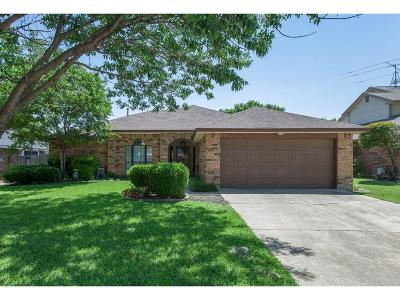 Flower Mound Single Family Home Active Option Contract: 1913 Hamilton Drive