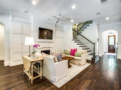 Fort Worth Single Family Home For Sale: 6654 Gascony Place