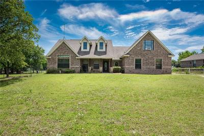 Parker County Single Family Home For Sale: 109 Plantation Oaks Court
